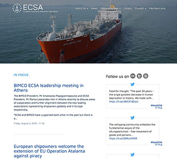 European Community Association of Ship Brokers and Agents (ECASBA)